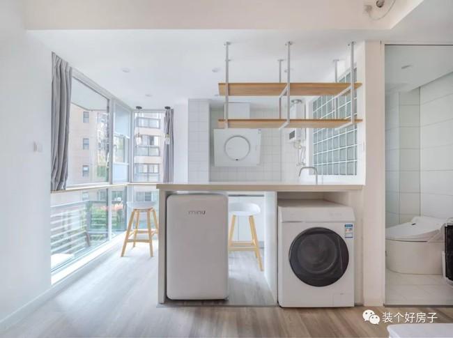 Ngôi nhà rộng vỏn vẹn 30m2 vẫn có đủ nhà bếp, phòng ăn, phòng tắm… ai cũng thích thú - Ảnh 22.