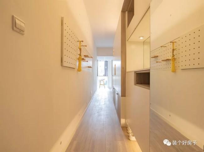 Ngôi nhà rộng vỏn vẹn 30m2 vẫn có đủ nhà bếp, phòng ăn, phòng tắm… ai cũng thích thú - Ảnh 4.