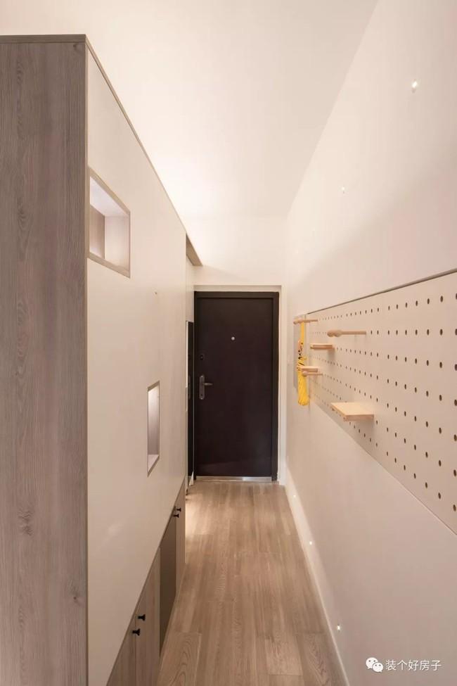 Ngôi nhà rộng vỏn vẹn 30m2 vẫn có đủ nhà bếp, phòng ăn, phòng tắm… ai cũng thích thú - Ảnh 10.