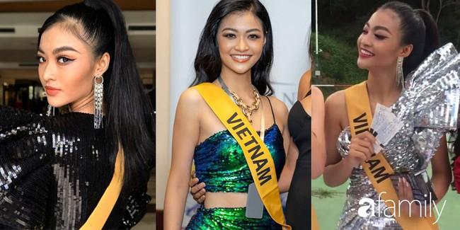 3 chiến thuật trang phục giúp Kiều Loan ghi điểm tại Hoa hậu Hòa bình Quốc tế 2019  - Ảnh 1.