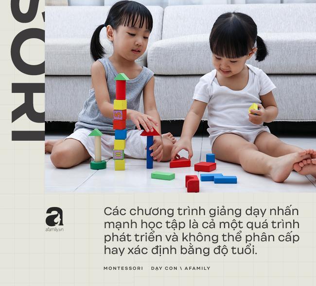 Những nguyên tắc thiết yếu của phương pháp giáo dục Montessori: Trẻ luôn được chú trọng hàng đầu - Ảnh 7.