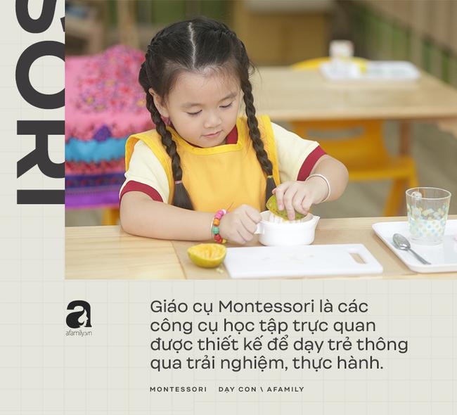 Những nguyên tắc thiết yếu của phương pháp giáo dục Montessori: Trẻ luôn được chú trọng hàng đầu - Ảnh 8.