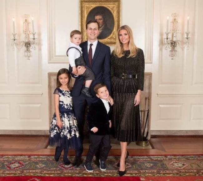 Ivanka Trump đăng lại ảnh cưới nhân kỷ niệm 10 năm kết hôn khiến dân mạng bấn loạn vì quá hoàn hảo - Ảnh 3.