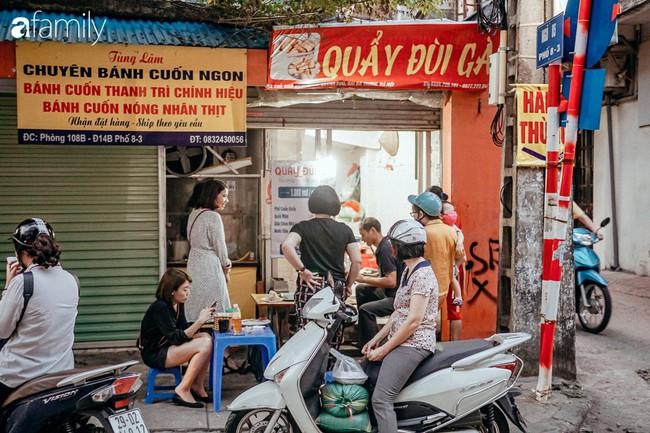 """Chuyện về hàng quẩy đùi gà """"bán"""" cả tuổi thơ cho bao người Hà Nội, bố mẹ chồng bán được bao nhiêu đều cho tiền hết con dâu - Ảnh 2."""