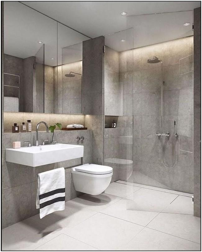 Tư vấn thiết kế căn hộ chung cư diện tích 47m2 đã ở được 5 năm cho cán bộ nhân viên nhà nước với chi phí 100 triệu đồng - Ảnh 2.