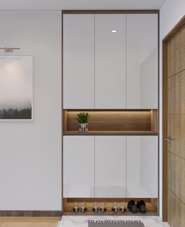 Tư vấn thiết kế căn hộ chung cư diện tích 47m2 đã ở được 5 năm cho cán bộ nhân viên nhà nước với chi phí 100 triệu đồng - Ảnh 5.