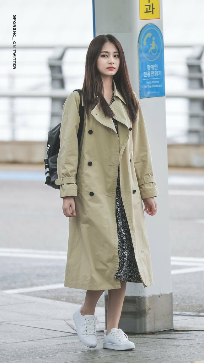 street style trench coat - Ảnh 6.