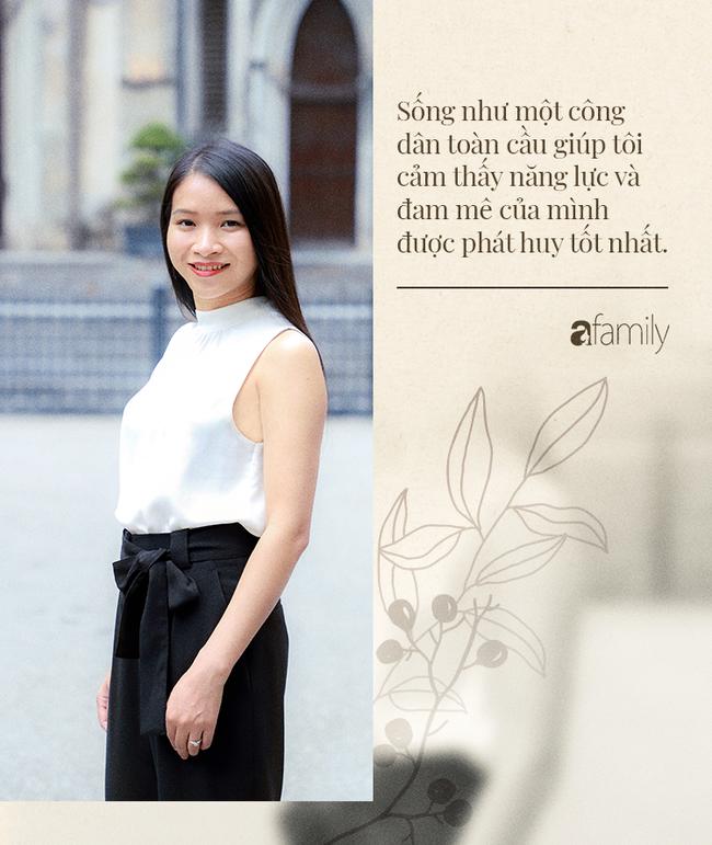 Emily Ngân Lương: Từ cô gái không được học mẫu giáo đến vị trí công dân toàn cầu được nhiều người kiêng nể - Ảnh 4.