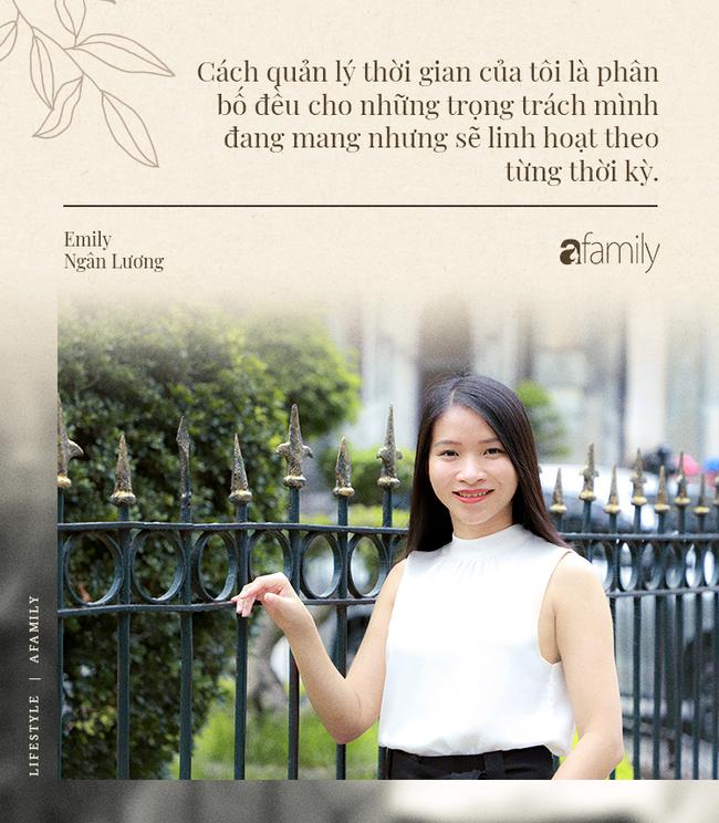 Emily Ngân Lương: Từ cô gái không được học mẫu giáo đến vị trí công dân toàn cầu được nhiều người kiêng nể - Ảnh 7.