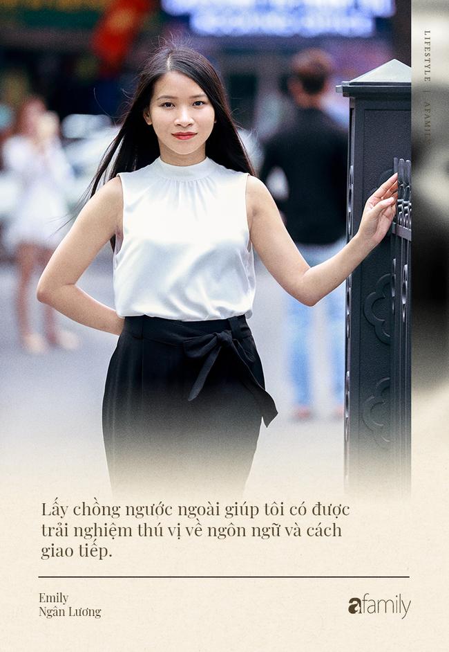 Emily Ngân Lương: Từ cô gái không được học mẫu giáo đến vị trí công dân toàn cầu được nhiều người kiêng nể - Ảnh 11.