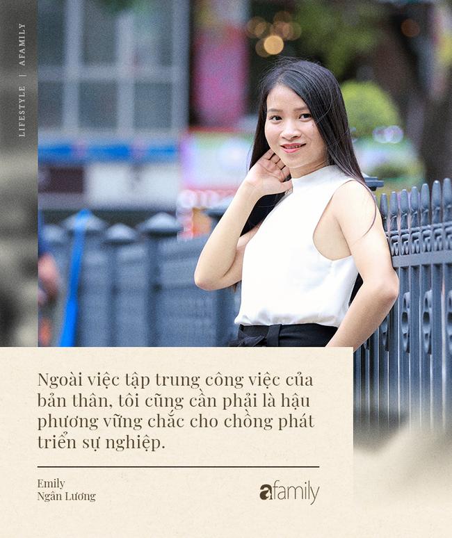 Emily Ngân Lương: Từ cô gái không được học mẫu giáo đến vị trí công dân toàn cầu được nhiều người kiêng nể - Ảnh 9.