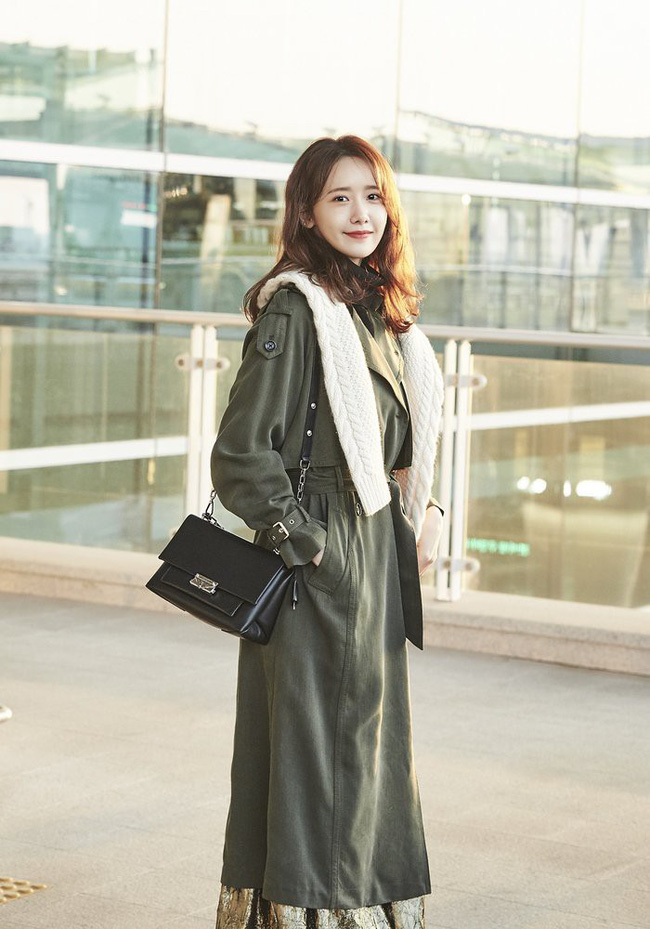 street style trench coat - Ảnh 5.