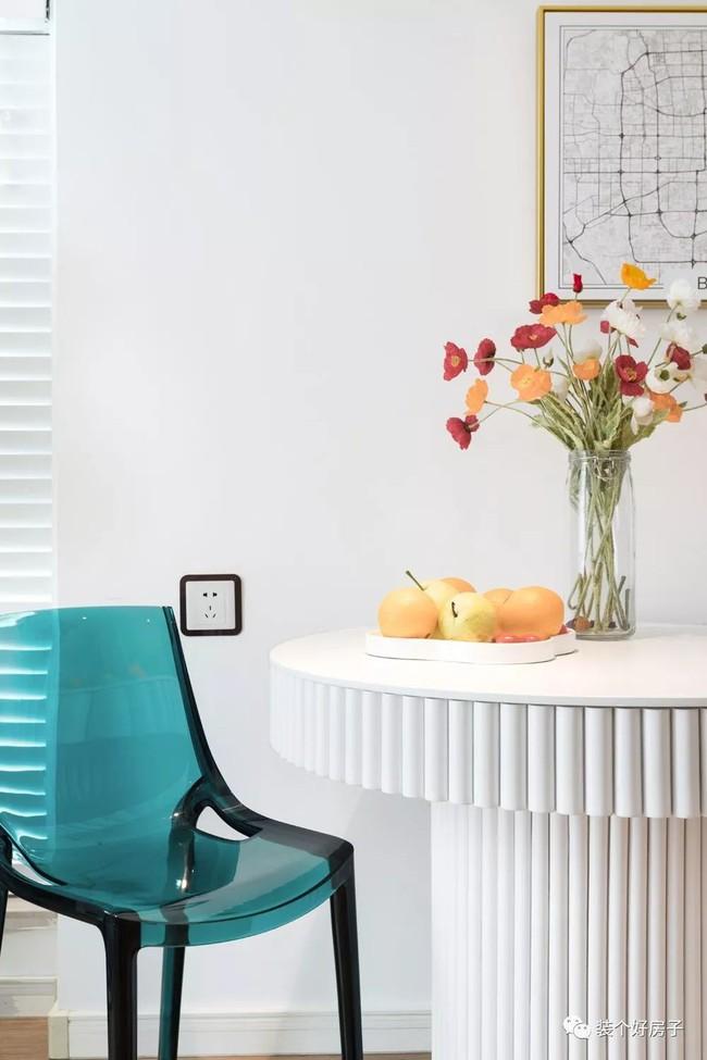 Ngôi nhà đẹp nhẹ nhàng tựa mây bay khi decor với gam màu pastel sau cải tạo của cặp vợ chồng trẻ - Ảnh 12.