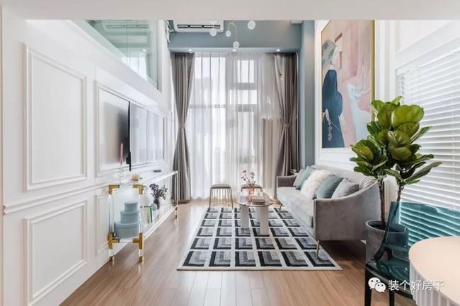 Ngôi nhà đẹp nhẹ nhàng tựa mây bay khi decor với gam màu pastel sau cải tạo của cặp vợ chồng trẻ - Ảnh 5.