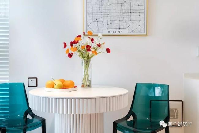 Ngôi nhà đẹp nhẹ nhàng tựa mây bay khi decor với gam màu pastel sau cải tạo của cặp vợ chồng trẻ - Ảnh 11.