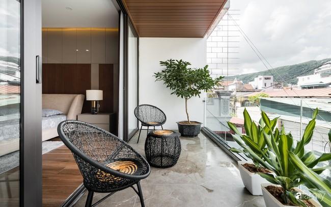 Ngôi nhà 100m2 thiết kế theo phong cách tối giản nhưng không lược bớt sự tiện nghi, sang trọng ở Quảng Ninh - Ảnh 17.