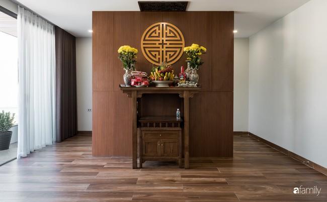 Ngôi nhà 100m2 thiết kế theo phong cách tối giản nhưng không lược bớt sự tiện nghi, sang trọng ở Quảng Ninh - Ảnh 22.