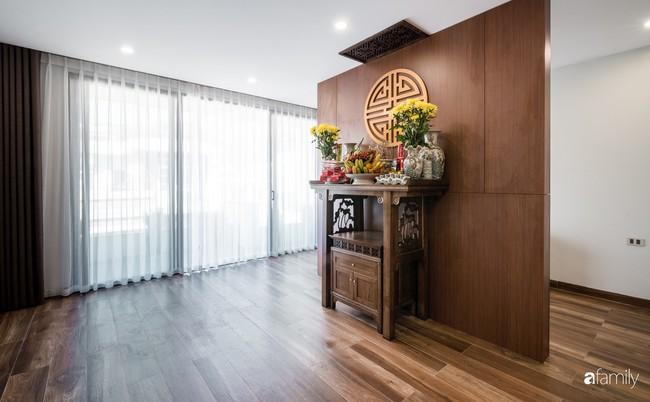 Ngôi nhà 100m2 thiết kế theo phong cách tối giản nhưng không lược bớt sự tiện nghi, sang trọng ở Quảng Ninh - Ảnh 21.