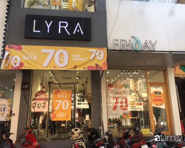 Cuối tuần săn sale: Combo lương về đầy túi đúng dịp giao mùa và các cửa hàng quần áo giảm giá mạnh tới 70%, chị em bình tĩnh hít thật sâu nào - Ảnh 2.