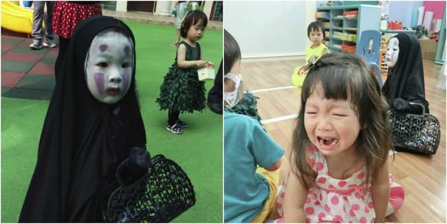 """Vô Diện mùa Halloween năm nay đã tái xuất, kute hết nấc chứ không """"đáng sợ"""" như mọi khi - Ảnh 4."""