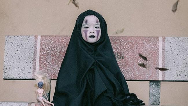 """Vô Diện mùa Halloween năm nay đã tái xuất, cute hết nấc chứ không """"đáng sợ"""" như phiên bản gốc - Ảnh 9."""