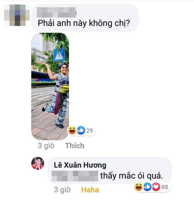 """Vừa tiết lộ gây sốc về giới tính của chồng cũ Thanh Bạch, NS Xuân Hương liền phát biểu: """"Thấy mắc ói quá!"""" - Ảnh 2."""