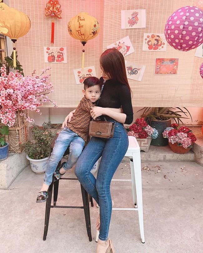"""Sinh xong nửa năm vẫn còn 68kg, mẹ bầu quyết tâm giảm cân khiến ai nấy đều """"choáng váng"""" khi """"biến hình"""" với vòng eo 53 - Ảnh 8."""