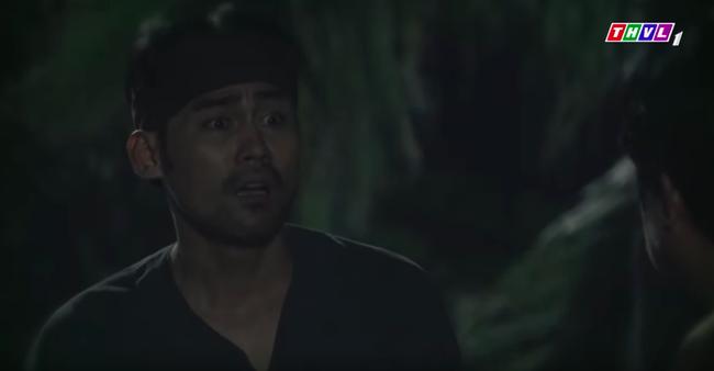 """""""Tiếng sét trong mưa"""": Nửa đêm trốn đi hẹn hò, bị bố dượng lấy chổi đập đầu mà con trai Thị Bình vẫn nói chuyện y hệt Khải Duy  - Ảnh 1."""