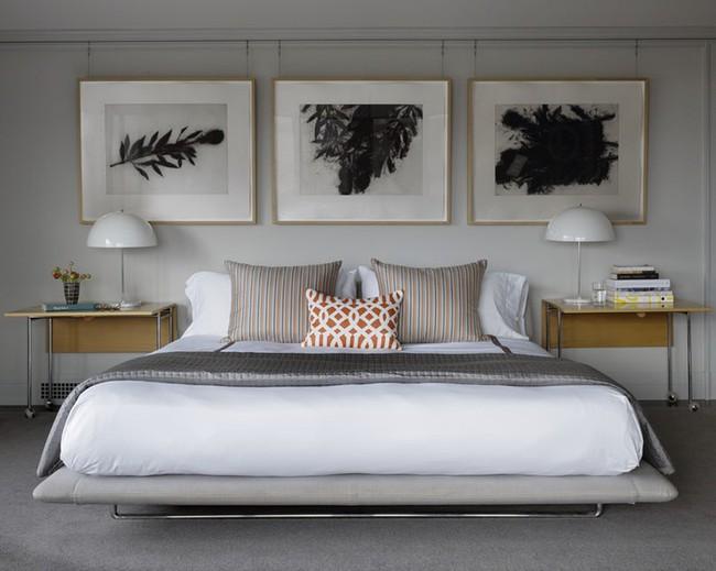 Giúp bạn lý giải nguyên nhân khiến giường ngủ thấp ngày càng được nhiều gia đình lựa chọn - Ảnh 25.