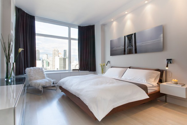 Giúp bạn lý giải nguyên nhân khiến giường ngủ thấp ngày càng được nhiều gia đình lựa chọn - Ảnh 28.
