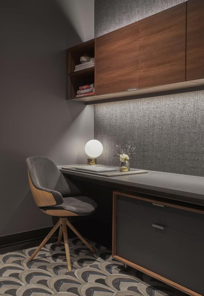 Các thiết kế phòng làm việc tại nhà dành riêng cho những ai theo lối sống tối giản - Ảnh 9.