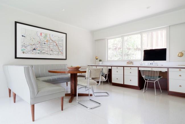 Các thiết kế phòng làm việc tại nhà dành riêng cho những ai theo lối sống tối giản - Ảnh 15.