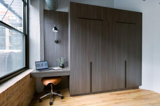 Các thiết kế phòng làm việc tại nhà dành riêng cho những ai theo lối sống tối giản - Ảnh 16.