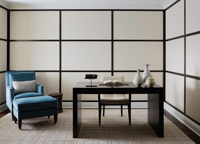 Các thiết kế phòng làm việc tại nhà dành riêng cho những ai theo lối sống tối giản - Ảnh 17.