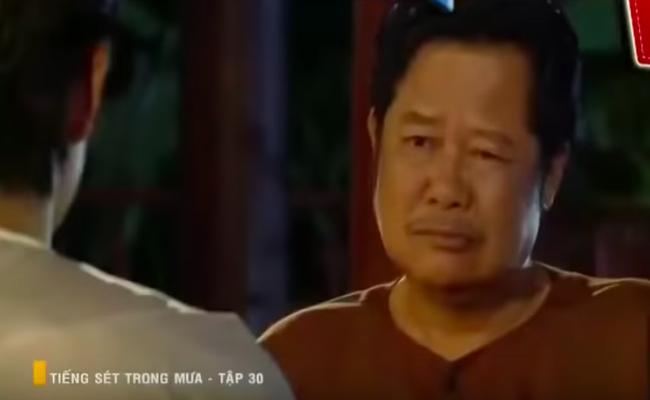 """""""Tiếng sét trong mưa"""": Nghe ông Quý hỏi chuyện đồi bại với mẹ kế, con trai Thị Bình run tay, sợ đến mức tái xanh mặt  - Ảnh 5."""