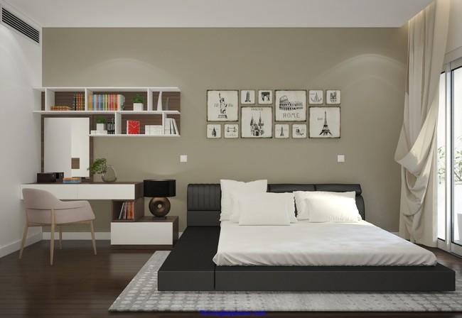 Tư vấn thiết kế nhà ở gia đình có diện tích (3.5x10m2) theo phong cách tối giản với chi phí hơn 900 triệu - Ảnh 10.