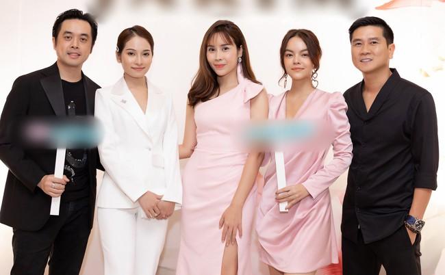 Lưu Hương Giang - Hồ Hoài Anh xuất hiện cùng nhau nhưng không đứng cạnh giữa bão tin đồn ly hôn - Ảnh 2.