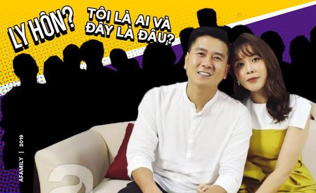 """""""Cú xoắn não"""" của cặp đôi Giang - Hồ: Từ chuyện xác nhận ly hôn nhưng khẳng định đang hạnh phúc, sống chung nhà tới hoài nghi chiêu trò PR của cư dân mạng - Ảnh 1."""