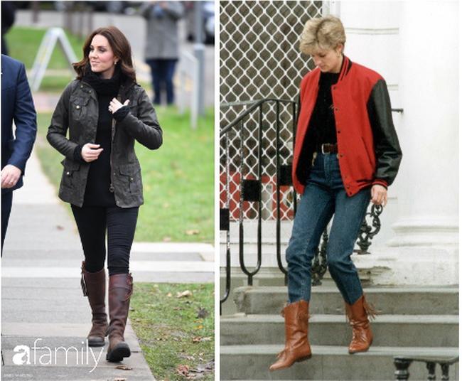 """Lộ bằng chứng Phượng Chanel đang học theo style của công nương Diana và Kate Middleton, dân tình mau vào """"hiến kế"""" ngay! - Ảnh 6."""