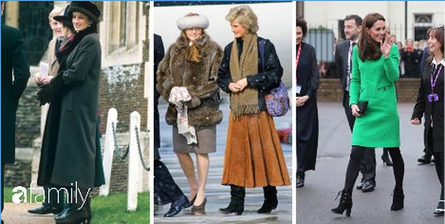 """Lộ bằng chứng Phượng Chanel đang học theo style của công nương Diana và Kate Middleton, dân tình mau vào """"hiến kế"""" ngay! - Ảnh 7."""