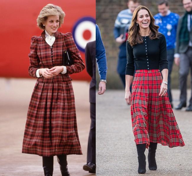 """Lộ bằng chứng Phượng Chanel đang học theo style của công nương Diana và Kate Middleton, dân tình mau vào """"hiến kế"""" ngay! - Ảnh 5."""