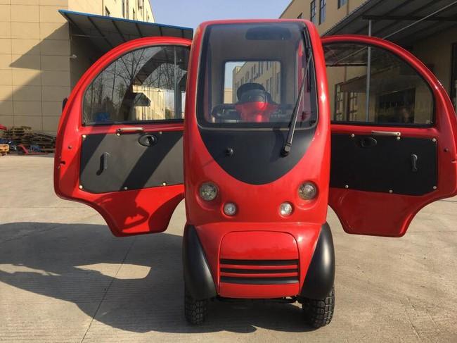 Chiêm ngưỡng 3 mẫu xe ô tô điện mini siêu hot trong thời điểm này, cái đắt nhất cũng chỉ 100 triệu đồng - Ảnh 13.