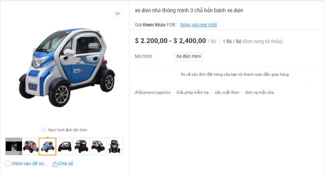 Chiêm ngưỡng 3 mẫu xe ô tô điện mini siêu hot trong thời điểm này, cái đắt nhất cũng chỉ có giá 100 triệu đồng - Ảnh 10.
