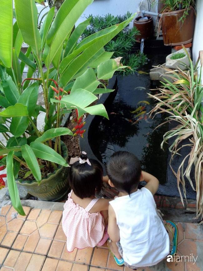 Khu vườn hoa hồng ngọt ngào mang chút hoài niệm của cặp vợ chồng cùng dành thời gian chăm chút ở An Giang - Ảnh 23.
