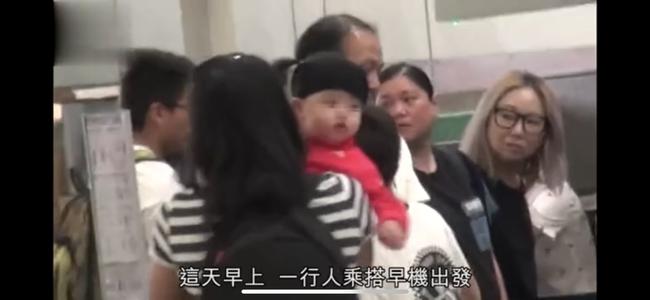 Cận cảnh diện mạo con trai thứ 3 của Trương Bá Chi, cư dân mạng phát sốt vì vẻ ngoài đáng yêu không kém gì hai anh trai - Ảnh 3.