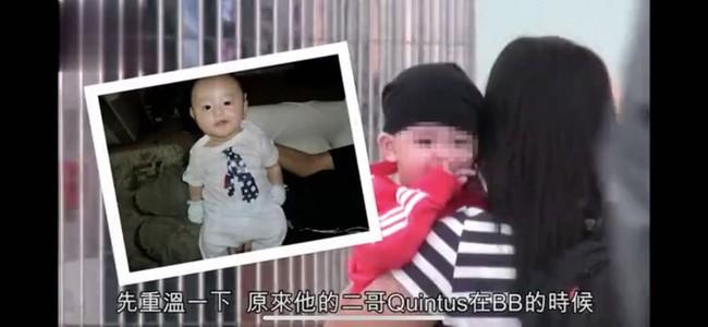 Cận cảnh diện mạo con trai thứ 3 của Trương Bá Chi, cư dân mạng phát sốt vì vẻ ngoài đáng yêu không kém gì hai anh trai - Ảnh 6.