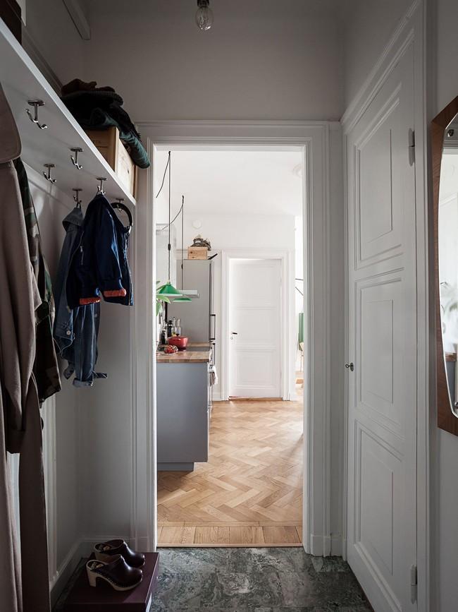 Căn hộ rộng 75m2 được trang trí với sắc màu tươi vui, mát mắt quá đỗi phù hợp cho nhà có trẻ nhỏ - Ảnh 15.
