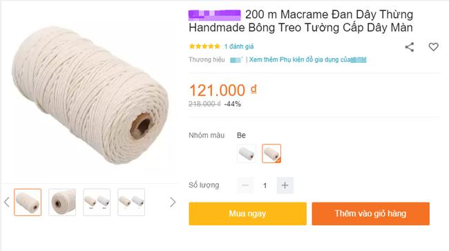 Mách nhanh 5 nguyên liệu giá thành phải chăng dễ mua dễ kiếm cần phải có khi các cô gái đảm bắt tay vào làm đồ handmade - Ảnh 5.