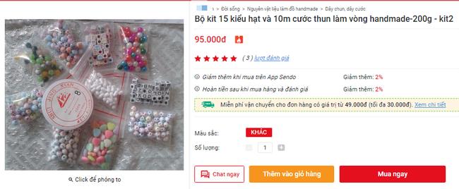 Mách nhanh 5 nguyên liệu giá thành phải chăng dễ mua dễ kiếm cần phải có khi các cô gái đảm bắt tay vào làm đồ handmade - Ảnh 9.