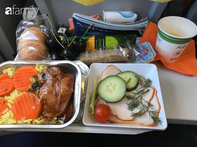 Bộ sưu tập bữa ăn trên máy bay của chàng trai 30 tuổi đi 34 quốc gia khiến ai cũng trầm trồ thích thú - Ảnh 5.